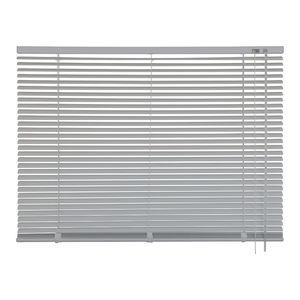 Jalousie - Edelstahl-optik - 80x240 cm, mydeco