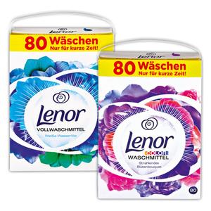 Lenor Voll-/ Colorwaschmittel