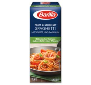 BARILLA Pasta & Sauce