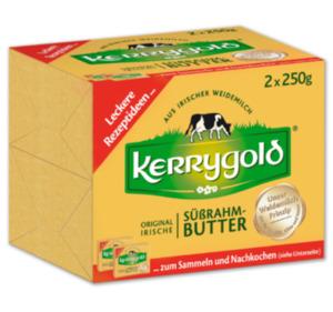 KERRYGOLD Süßrahmbutter oder Irische Butter