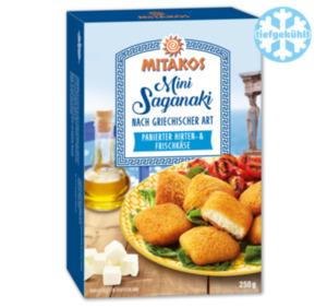 MITAKOS Mini Saganaki