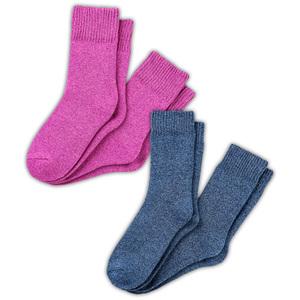 TOPTEX Vollfrottee-Socken 2 Paar