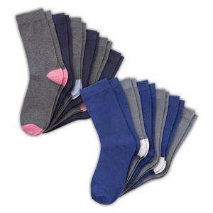 TOPTEX Socken 6 Paar