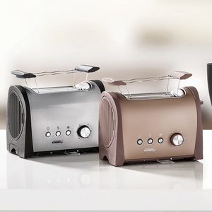 "Powertec Kitchen Edelstahl-Toaster ""Supreme"""
