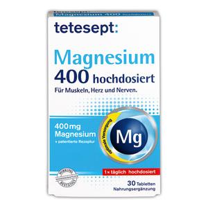 Tetesept Magnesium 400