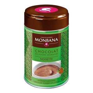Monbana Flavoured Chocolate Powder Haselnuss 250g 3,60 € / 100g