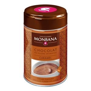 Monbana Flavoured Chocolate Powder Caramel 250g 3,60 € / 100g