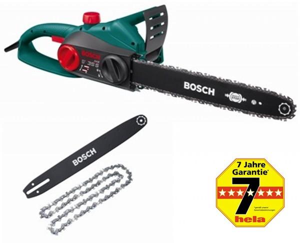 Bosch Elektro-Kettensäge AKE 35 S inkl. 2 Kette | B-Ware