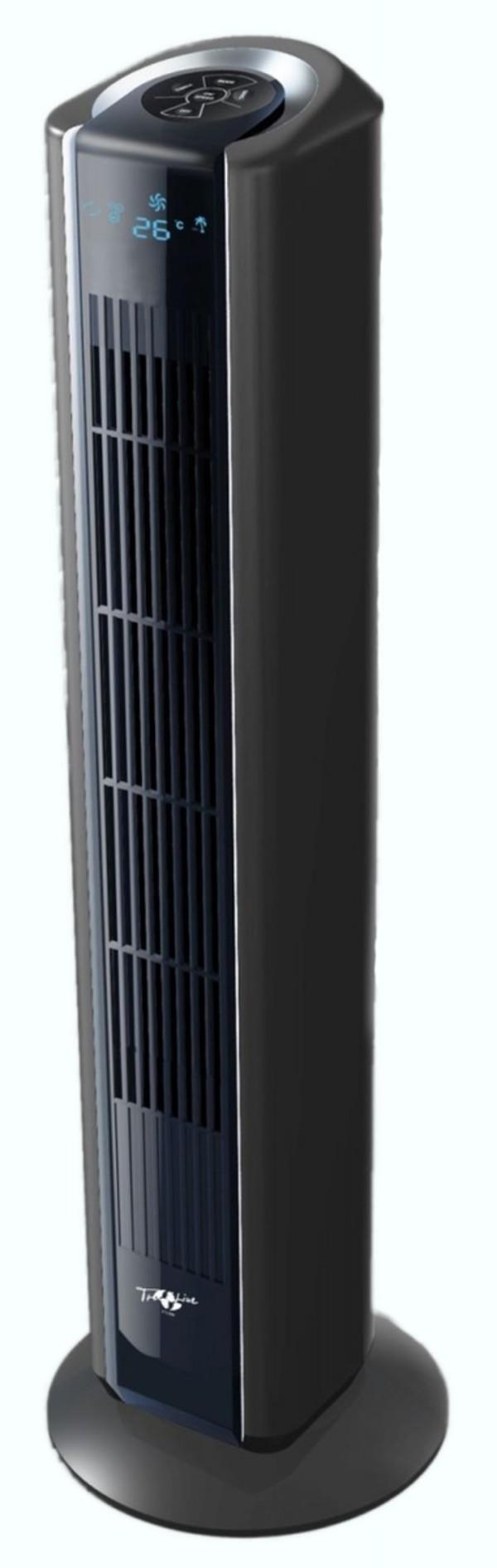 Primaster Towerventilator schwarz | B-Ware