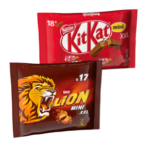 KitKat / Lion Mini