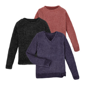 UP2FASHION  	   Chenille Pullover