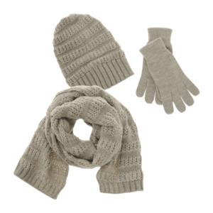 UP2FASHION     Schal / Loop / Beanie mit Handschuhen