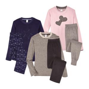 QUEENTEX     Frottee-Schlafanzug