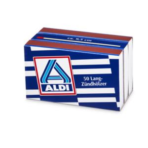ALDI     Lang-Zündhölzer