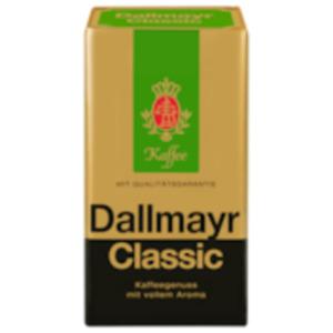 Dallmayr Kaffee Classic