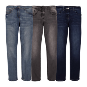 UP2FASHION  	   Straight Leg Jeans