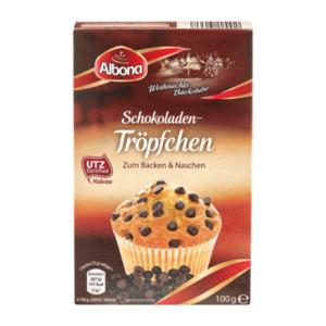 ALBONA     Schokoladen-Tröpfchen