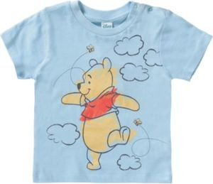 Disney Winnie Puuh Baby T-Shirt Gr. 74 Jungen Baby