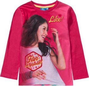 Disney Soy Luna Langarmshirt Gr. 116 Mädchen Kinder