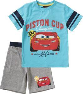 Disney Cars Set T-Shirt + Shorts Gr. 116/122 Jungen Kinder