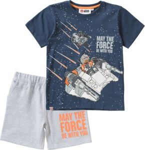 LEGO Star Wars Set T-Shirt + Shorts Gr. 104/110 Jungen Kleinkinder