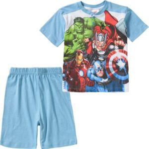 Marvel Avengers Schlafanzug Gr. 98 Jungen Kleinkinder