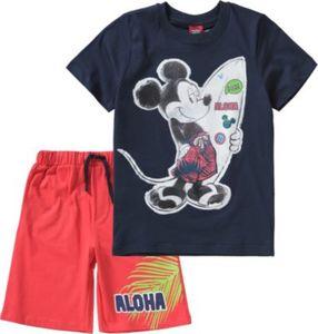 Disney Mickey Mouse & friends Set T-Shirt + Shorts Gr. 92/98 Jungen Kleinkinder