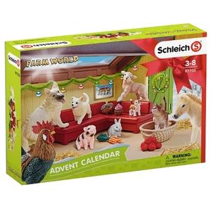 Schleich - 97700 Adventskalender Farm World