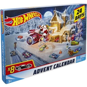 Hot Wheels - Adventskalender (FKF95)