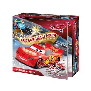 Revell - Disney Cars: Junior Kit Adventskalender