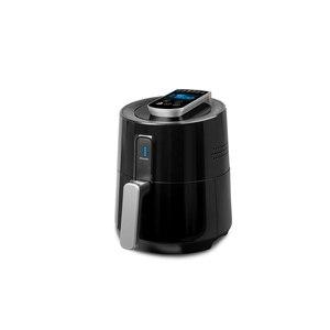 MEDION Digitale Heißluftfritteuse MD 17768, ölfreies Frittieren, 1300 Watt, Temperaturkontrolle bis 200°C, kinderleichte Bedienung