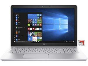 HP Pavilion 15-cd000ng Notebook »AMD Quad-Core, 39,6 cm (15,6´´), 256 GB SSD, 8 GB«