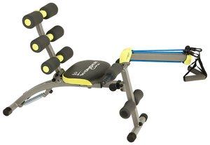 Ganzkörper Fitnessgerät, inkl. 2. Rudereinheit, »Wonder Core 2«