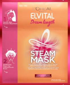 Elvital Steam Mask Dream Length