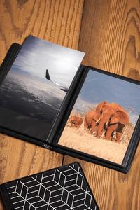Paradies Fotoalbum Pocket 10x15 cm schwarz