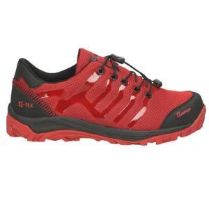 Damen Trekking Schuh, rot
