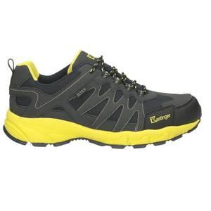 Herren Trekking Schuh, dunkelgrau