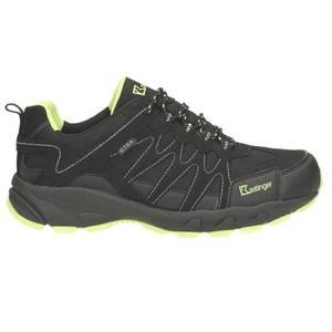 Herren Trekking Schuh, schwarz - kombiniert