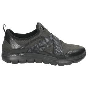 Damen Laufschuh, schwarz