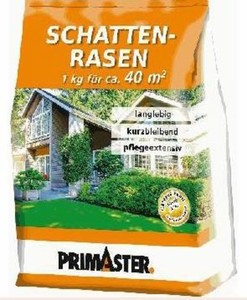 Primaster Rasensaatgut Schattenrasen ,  1 kg