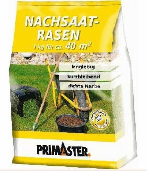 Primaster Rasensaatgut Nachsaatrasen ,  1 kg