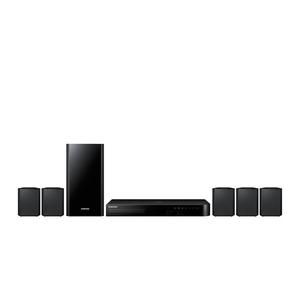 Samsung HT-J4500 (schwarz) - 5.1 Heimkinosystem (500 W, HDMI, USB, LAN)