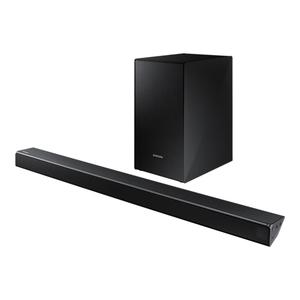 Samsung Soundbar HW-N450/ZG [black] - 2.1, Subwoofer, 320 Watt, HDMI-In, HDMI-Out, AUX-In, Bluetooth