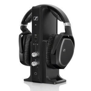 Sennheiser RS 195 - Digitaler Funkkopfhörer für Menschen mit leichter Hörminderung