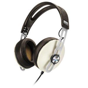 Sennheiser MOMENTUM I (M2) (ivory) - Over-Ear Kopfhörer mit integrierter Fernbedienung und Mikrofon für Apple