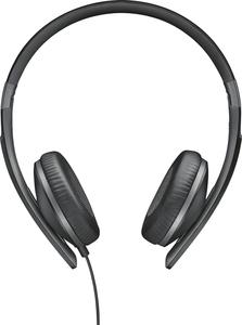 Sennheiser HD 2.30G Black On-Ear-Kopfhörer mit geschlossener Bauweise für Android schwarz