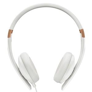 Sennheiser HD 2.30G weiß (3-Tasten-Fernbedienung, Kabelmikrofon, faltbar)
