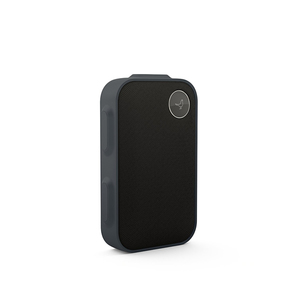 Libratone One Click (graphite grey) - Bluetooth Lautsprecher (360° Sound, IPx4 Wetterfest, Touch Steuerung)