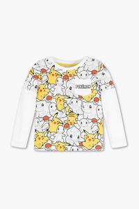Pokémon - Langarmshirt - Bio-Baumwolle - 2-in-1-Look