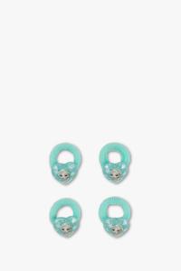 Die Eiskönigin - Haargummi - 4er Pack